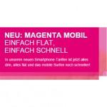 Telekom Magenta Mobil Tarife