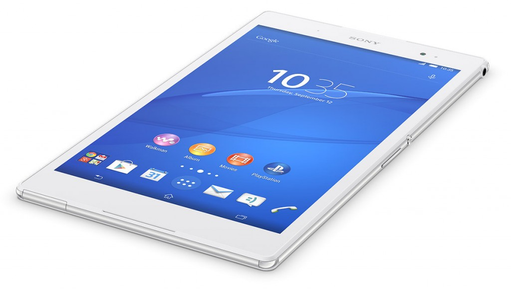 Sony Xperia Z3 Tablet-compact
