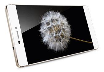 Huawei P8 champagner weiß