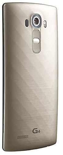 LG G4 gold hinten