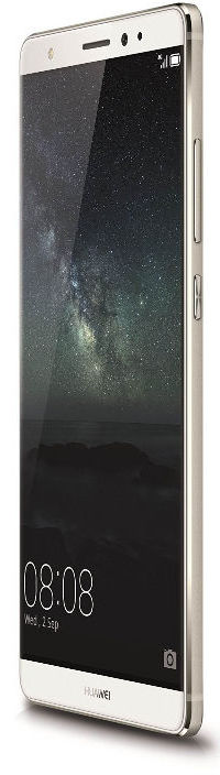 Huawei Mate S mystic champagne