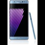 Samsung Galaxy Note7 blau-blog