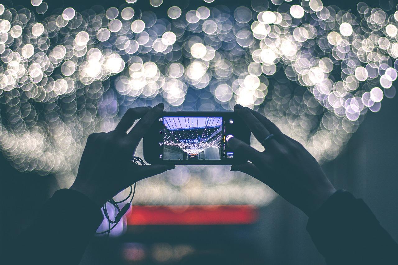 Viele fotografieren nur noch mit ihrem Smartphone