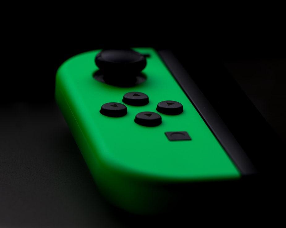 Controller grün
