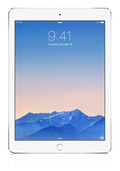Apple ipad air2 silber front