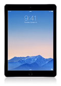 Apple ipad air2 grau front