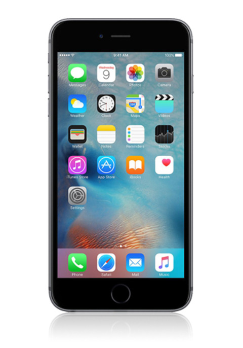 apple iphone 6s 64gb spacegrau mit handyvertrag congstar. Black Bedroom Furniture Sets. Home Design Ideas