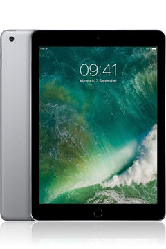 Apple ipad 2017 spacegrau